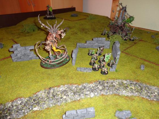 Haalis erstes Gelände: Skaven im Angriff
