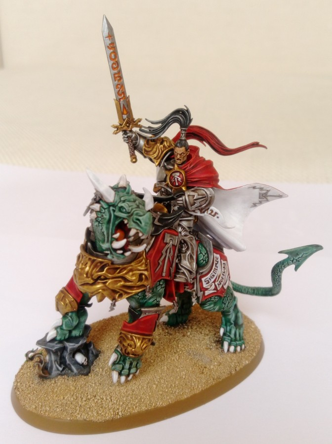 Lord-Celestant auf Dracoth (Umbau)