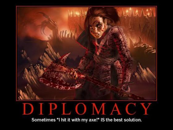 DiplomacynowwithmoreAxe