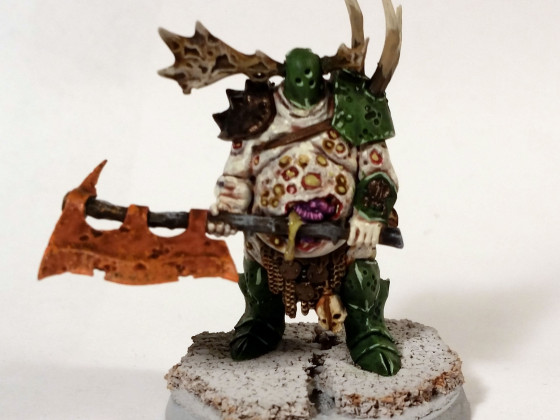 Lord of Plagues WIP