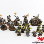 Legion of Azgorh 1000 Punkte