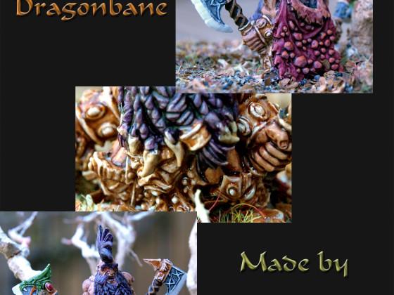 Avatars of War - Bör Dragonbane