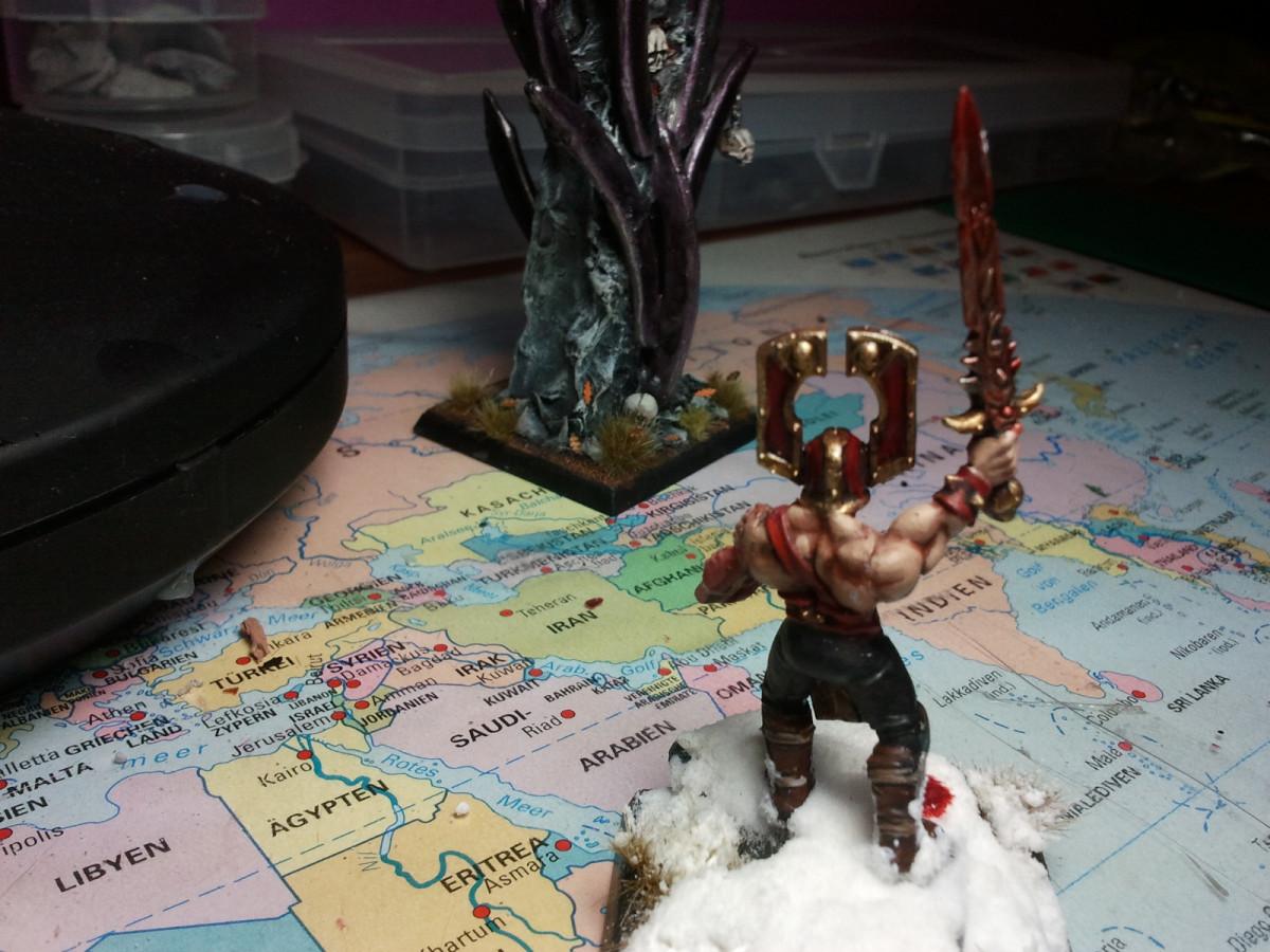 Chaosbarbar/dämon/champion?
