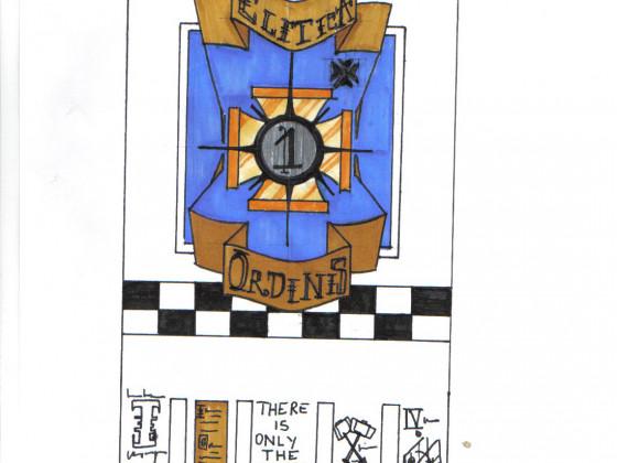 Banner der 1. Kompanie