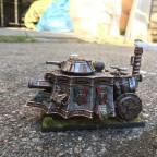 Dampfpanzer des Imperiums
