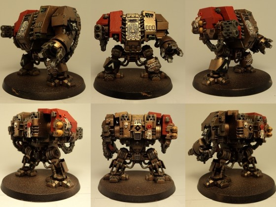 Minotaurs Cybot - Bruder Aias