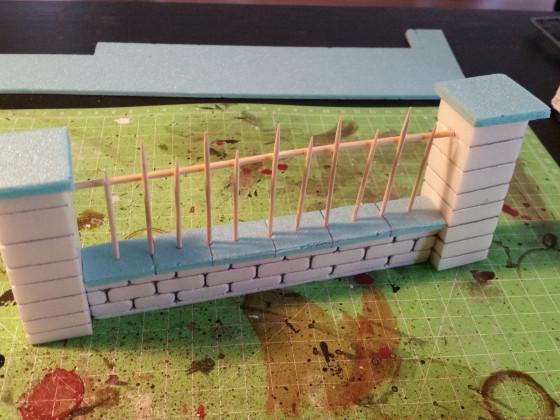 Geländeprojekt: Deathrattle Friedhof