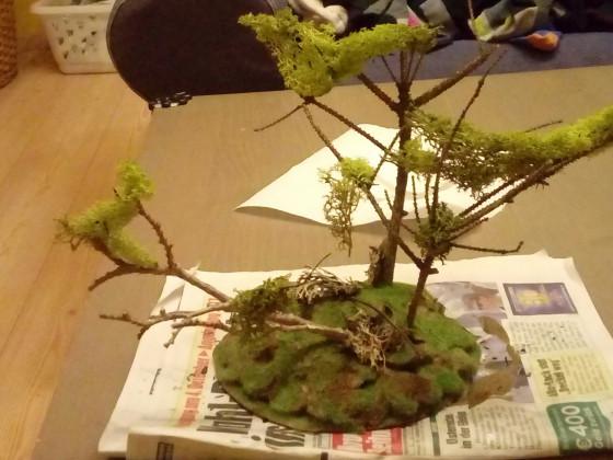 Wald eigenbau