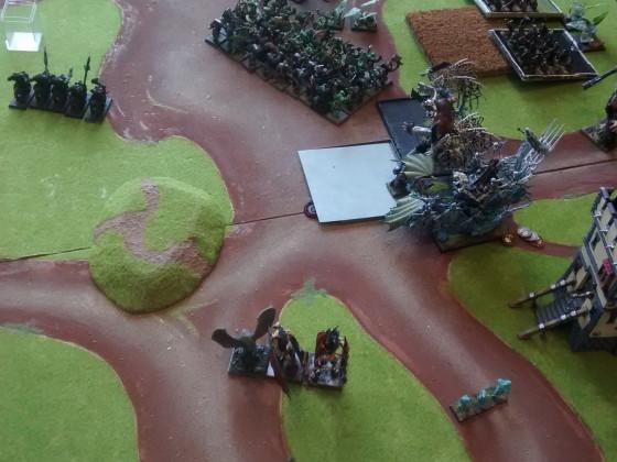 Orks Runde 3