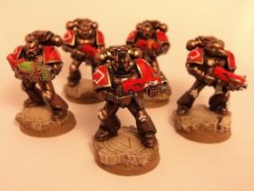 Minotaurs Taktischer Trupp