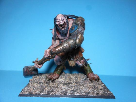 Durnak the Beastmen Giant
