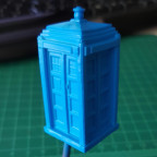 Tardis on a Stick :-)