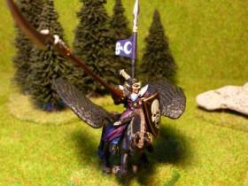 Held auf Pegasus 2