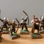 bretonische Bogenschützen