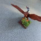 Berittener Adler