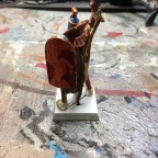 Priesterkönig Amun-Di von weiß zu Bunt