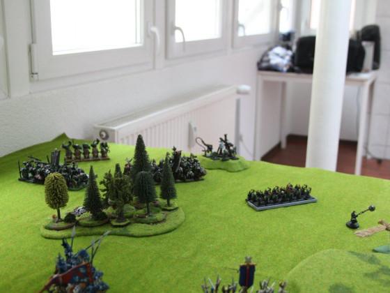 Zug 1 - Orks