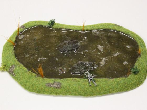 Verfluchter Sumpf