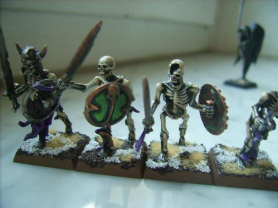 Die ersten Vampirtruppen