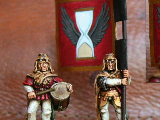 Federico & Lucio - Tileanische Söldner (Im Auftrag der Kirche des Morr)