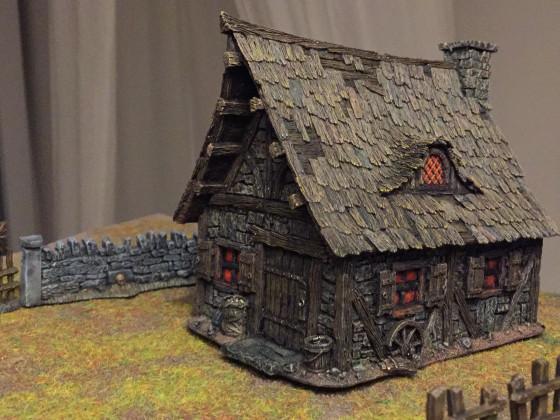 Hütte der Köhler