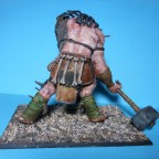 Durnak the Beastmen Giant