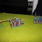 Warhammer Online Projekt Probelauf - Aufstellung