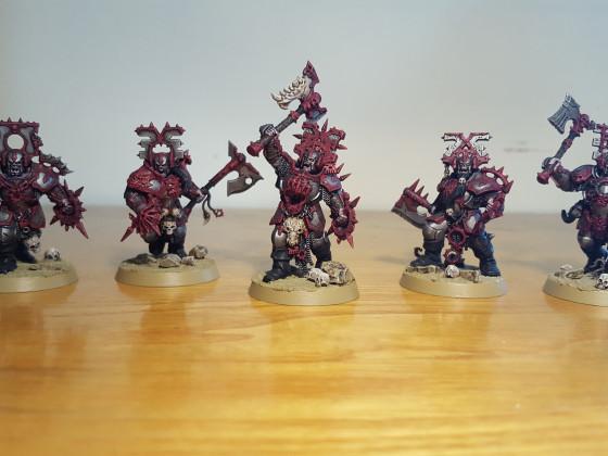 Bloodwarriors!