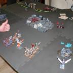 """Meine ersten Spiele """"Warhammer Fantasy"""" nach den Regeln der legendären fünften Edition:"""