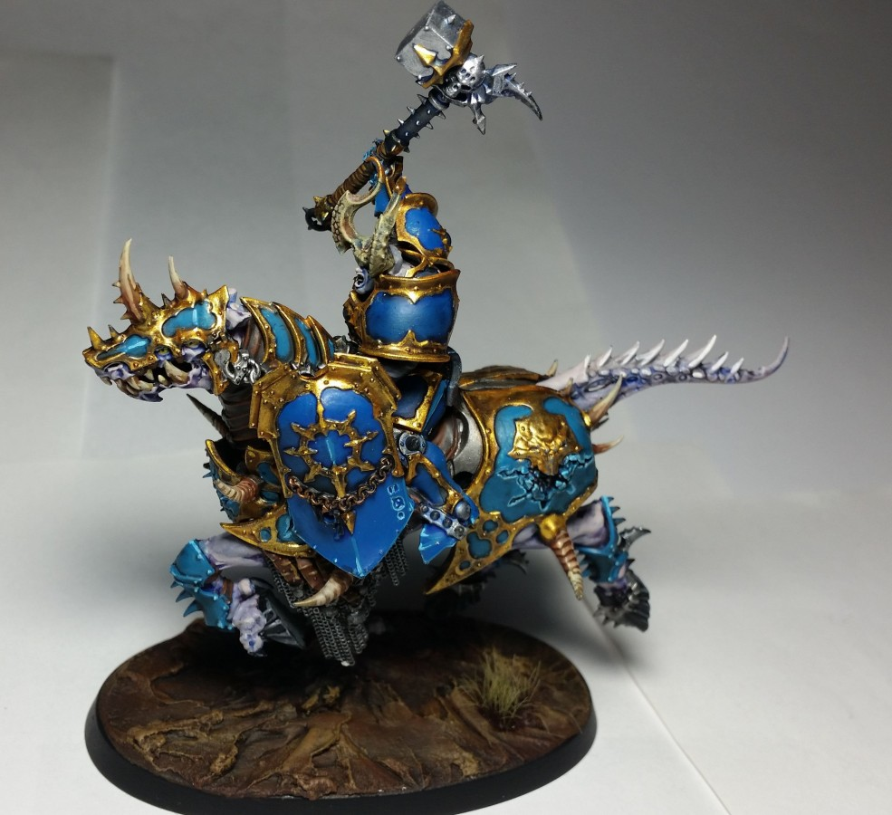 Tzeentch Varanguard 1
