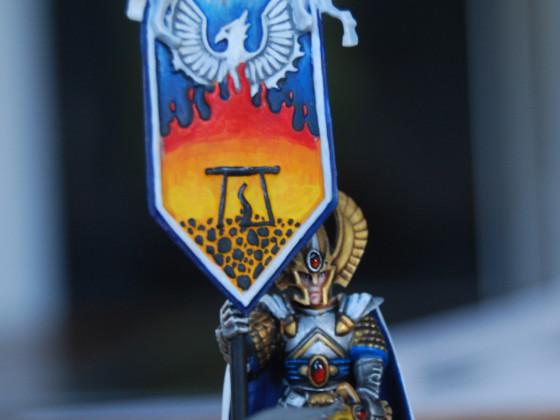 Standarte Flame Wardens