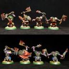 Warhammer Underworld: Shadespire, Warband: Orks