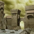 Burg am Meer (2)