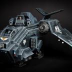 Stormraven der RavenGuard (Malkrieg 2018)