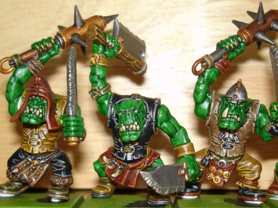 Orks, Glied 6