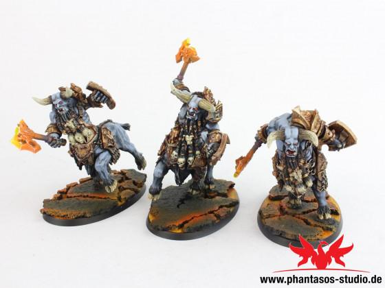 Bull Centaur Renders 2