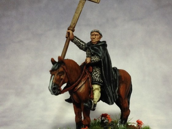 berittener Priester 1