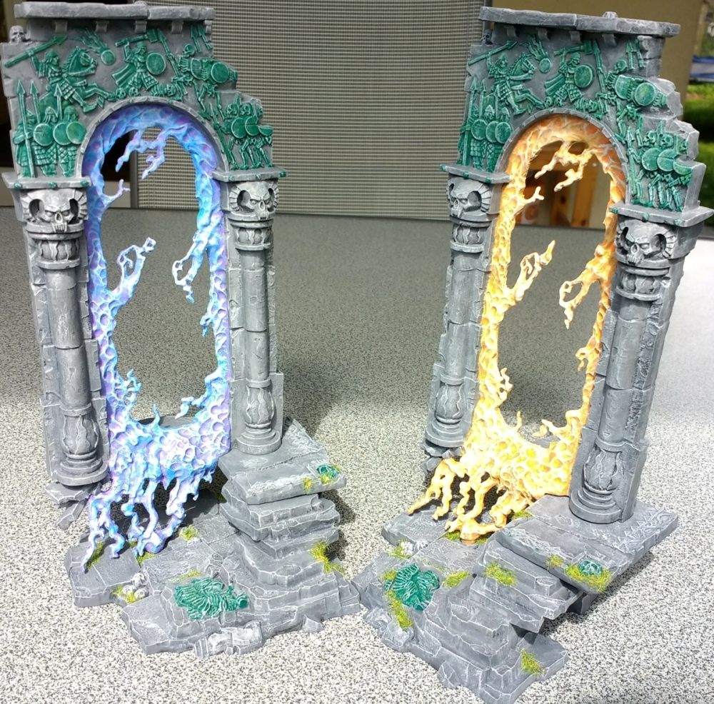 Baleful Realmgates von Games Workshop
