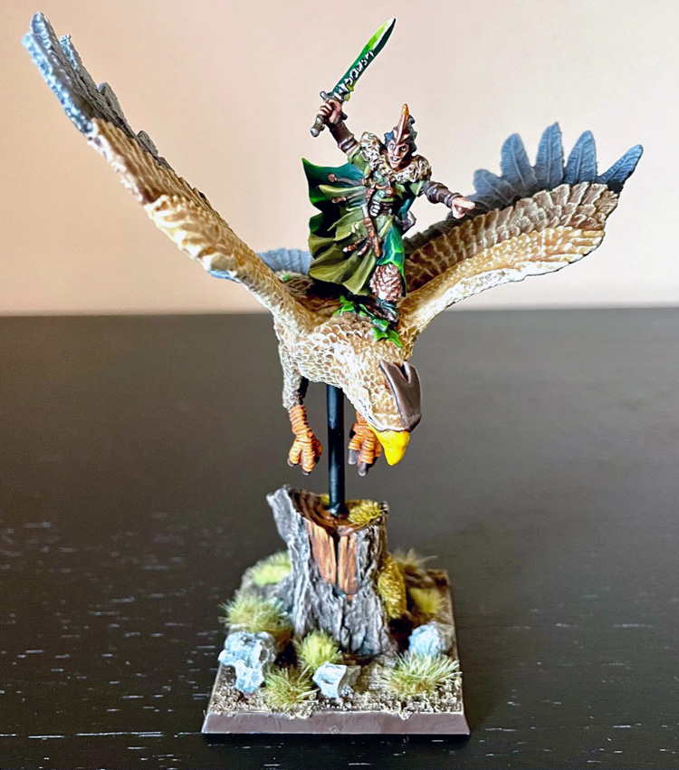 Glade Lord on Great Eagle