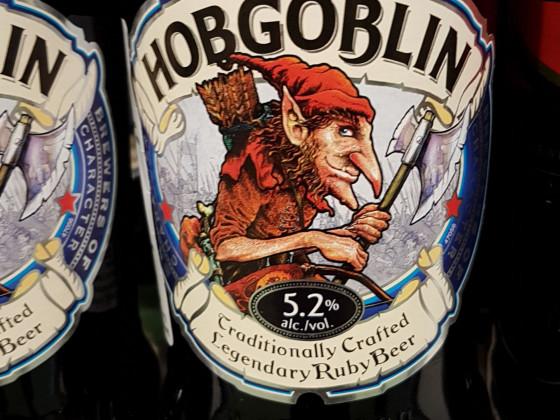 Hobgoblin Bier!!
