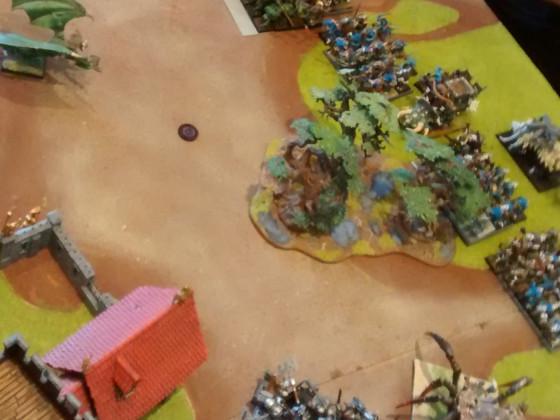 Orks zug 2