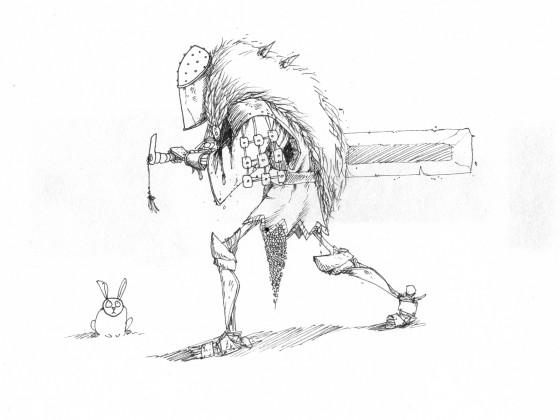 Fluchfürst Sketch