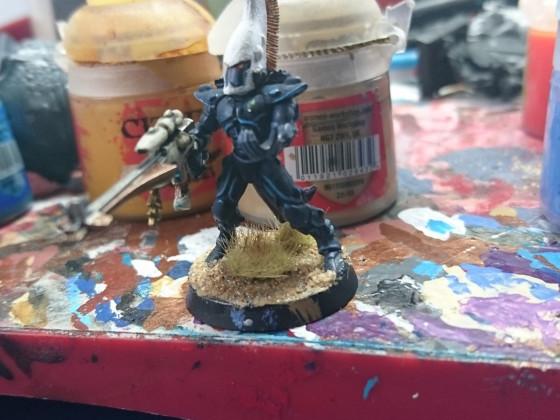 Erster Eldar Krieger
