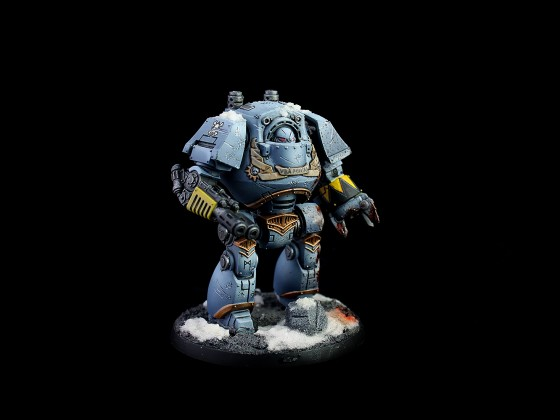 Betrayal at Calth Contemptor