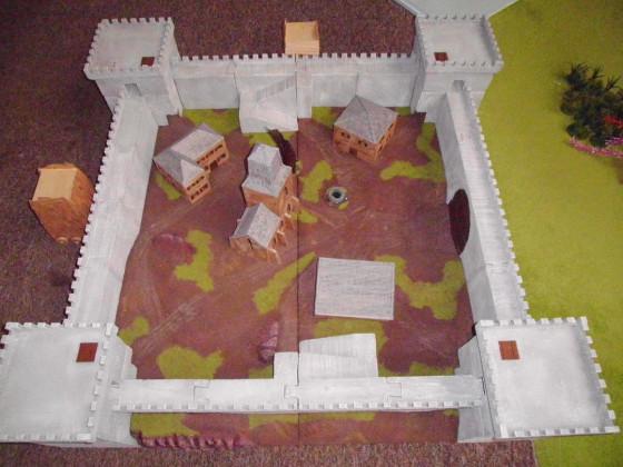 Fette Festung: