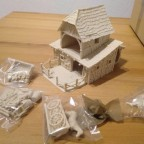 Tabletop World Altburg Stable