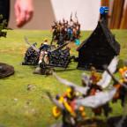 Der Herzog positioniert sich im Rücken der Eisenbrecher