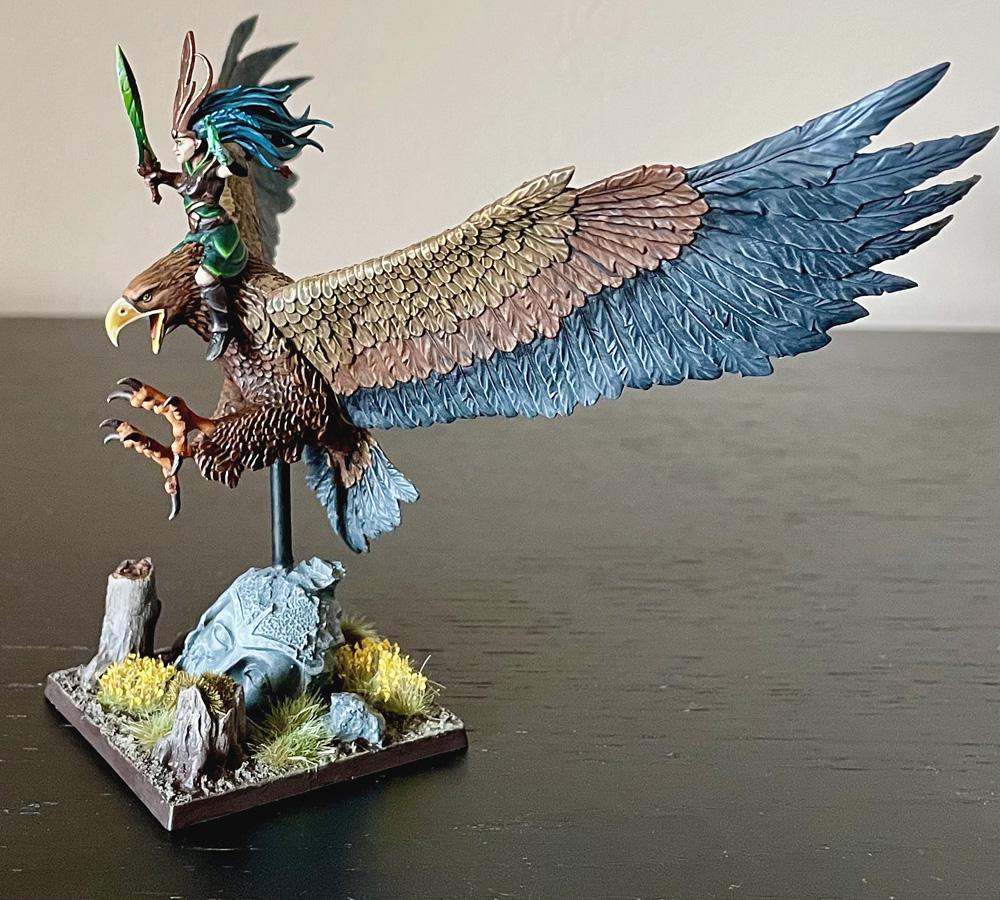Spellweaver on Great Eagle