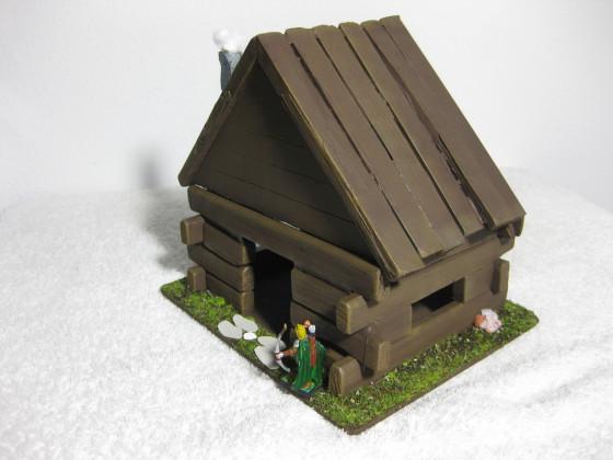 Blockhütte