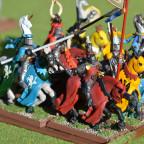 Mehr Ritter für die Herrin